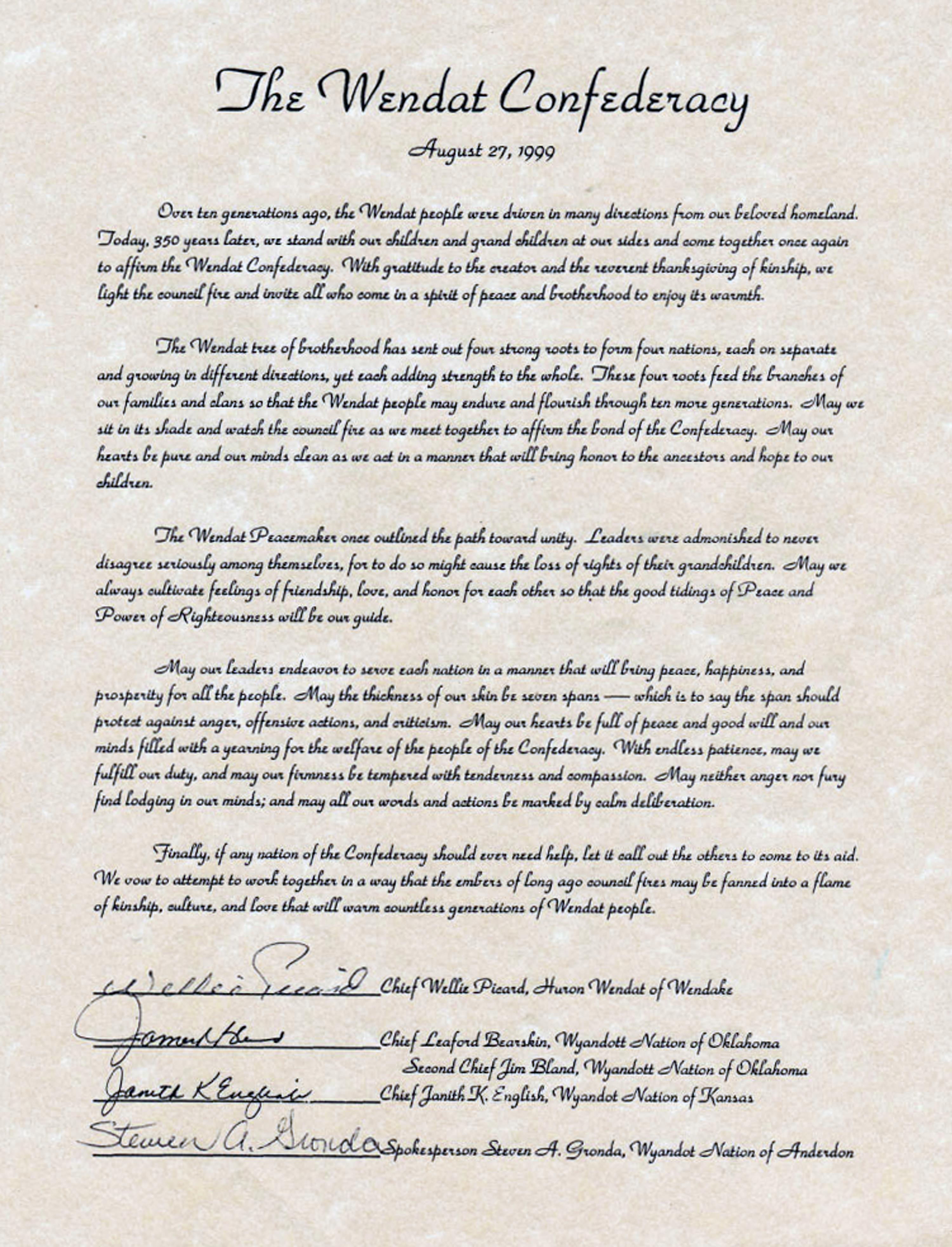 1999ConfederacyAgreement